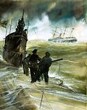 WW1 U-boat