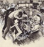 The 1929 Stockmarket Crash