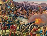 Capture of Atahualpa by the Spanish