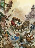 San Francisco earthquake, 1906
