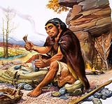 Neanderthal tool maker