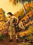 Cro Magnon Women gatherers