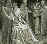 Coronation of Queen Elizabeth I