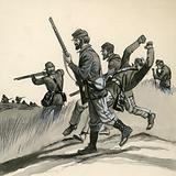 The Union's infantrymen during the American Civil War