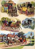 Carriages over the ages