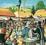 Anglo Saxon fair