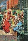 Henry V –  a pop singer is crowned king