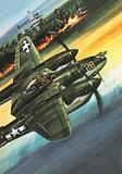 Famous Aircraft and Their Pilots: Lockheed Lightning –  Major Richard I. Bong