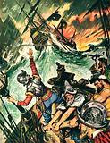 Vengeance on the High Seas