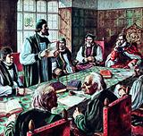 Hampton Court Conference, London, 1604