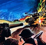 The Fight for Tobruk