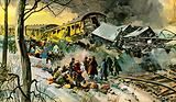 Russian railway disaster