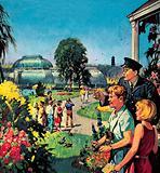 Kew Gardens: A Visit to Nature's Wonderland