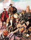 Tragedy on St. Bartholomew's Day, 1572