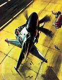 The Convair XFY-1