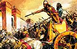 Sennacherib, king of Assyria, besieging Jerusalem