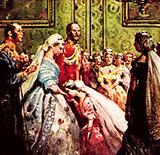 Queen Victoria and the Prince Consort