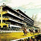 The Derby, taking place at Epsom, Surrey