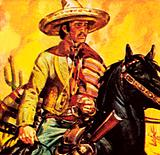 Mexican cattle man