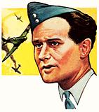 Group-Captain Douglas Bader, legless hero