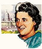 Mrs Indira Gandhi, Prime Minister of India