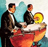 Timpani, or kettle-drums