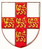 Arms of the Archbishop of York