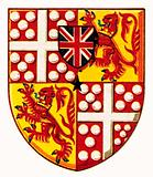 The arms of Arthur Wellesley, Duke of Wellington