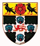 The arms of Cardinal Wolsey