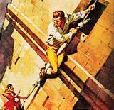 Jack Sheppard, the great escaper