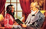 Robert Browning and Elizabeth Barrett Browning