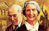 Sir Lewis Casson and Dame Sybil Thorndike
