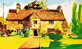 Sulgrave Manor, ancestral home of the Washington family