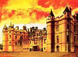 The Palace of Holyroodhouse, Edinburgh