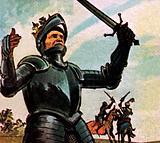 Richard III at Bosworth Field