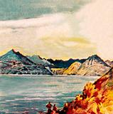 The Coolins or Cuillins of Skye