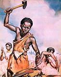 The Negro Pharaohs
