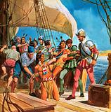 Operation Redskin. In 1605, Sir Ferdinando Gorges sailed to America and kidnapped five Indians …