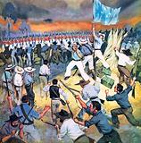 The Defence of the Eureka Stockade