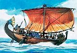 Egyptian cargo ship