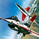 America's Deadly Dogfighter, the YF – 16