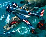 Battle of Midway, World War II, 1942