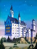 Neuschwanstein –  A Fairy-Tale Castle Built by a 'Madman'
