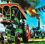 Steam rally