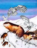 Lemmings leaping