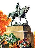 General Lee Memorial