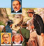 The Jameson Raid, 29 December 1895