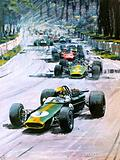1967 French Grand Prix