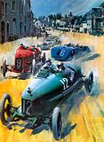 British Grand Prix victory