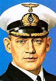 Graf Spee's captain, Hans Langsdorff
